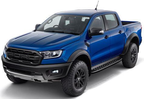 GAGAH! Ford Perkenalkan Ranger Raptor