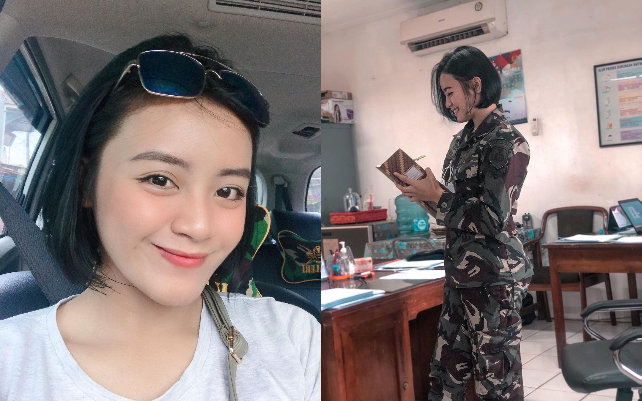 Transformasi Wajah Prajurit TNI Sebelum dan Sesudah Jadi Tentara