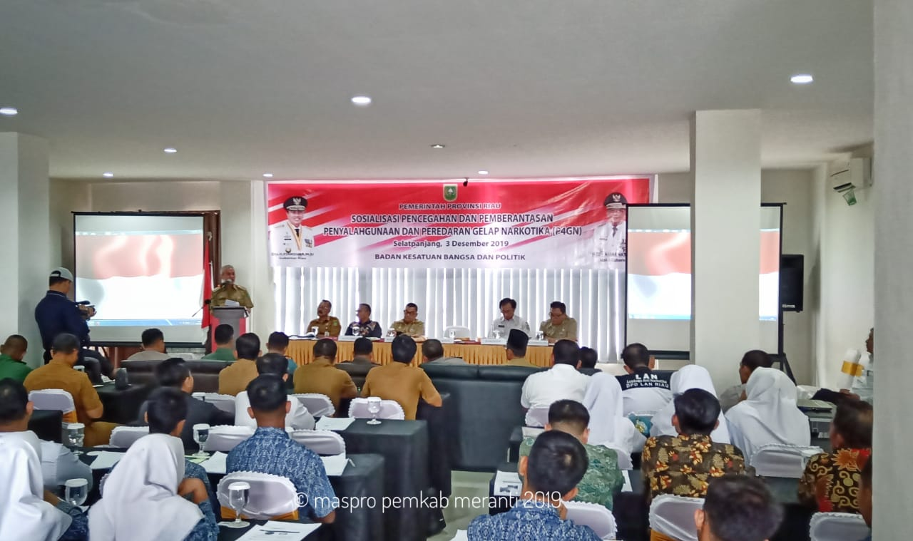 Said Hasyim: Kabupaten Kepulauan Meranti Belum Pernah Mendapatkan Perhatian Khusus Dari Pemerintah Provinsi Maupun Pusat