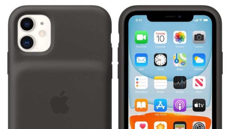 Tingkatkan Baterai iPhone 11, Apple Rilis Smart Battery Case