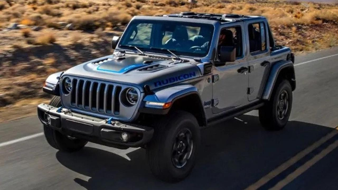 Jeep Meradang Produknya Ditiru Mahindra