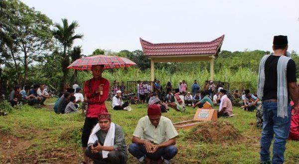 Terkait Ziarah Kubur dan 'Ghayo Onam', Kades Pulau Lawas: Silahkan Berziarah dengan Protokokol Kesehatan