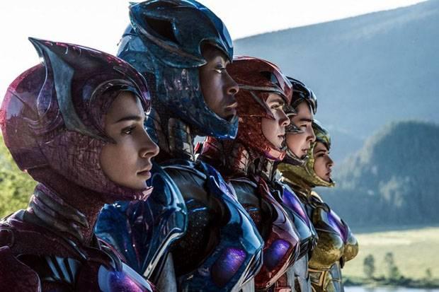 Trailer Terbaru Power Rangers Kisahkan Awal Kelompok Superhero