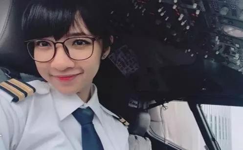 Lima Wanita Berparas 'Aduhay' yang Berprofesi Sebagai Pilot