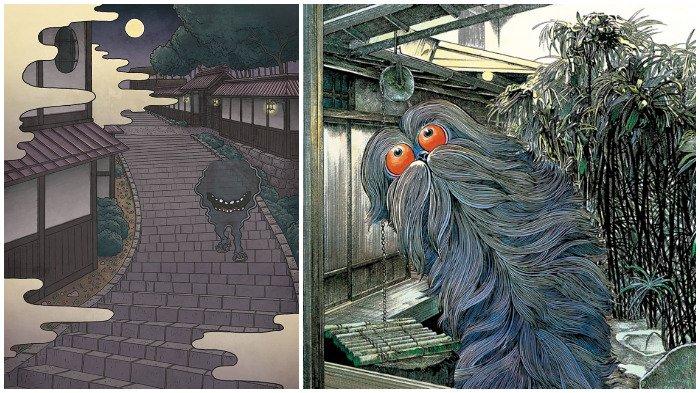 10 Makhluk Gaib Yang Ada Di Cerita Rakyat Jepang