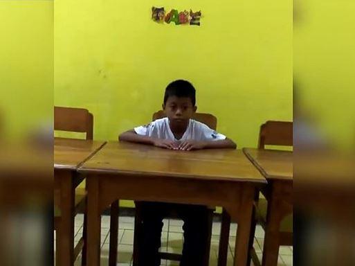Bocah SD Ini Dijuluki Manusia Kalkulator