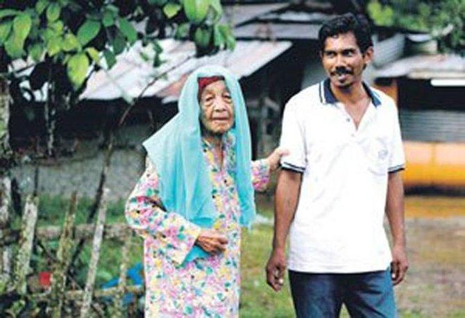 Terakhir Brondong Beda 70 Tahun, ini Rahasia Puaskan Suami Nenek Mek Wok Hingga Nikah 23 Kali