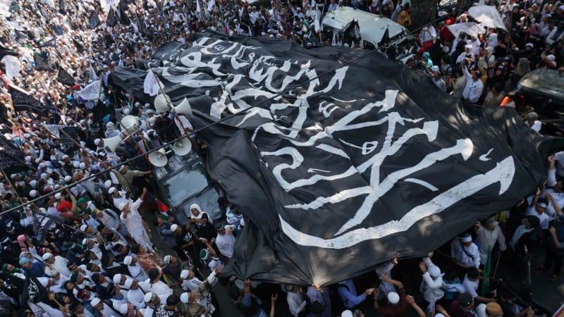 Massa Aksi Bela Tauhid Akan Doakan Korban Jatuhnya Pesawat Lion Air