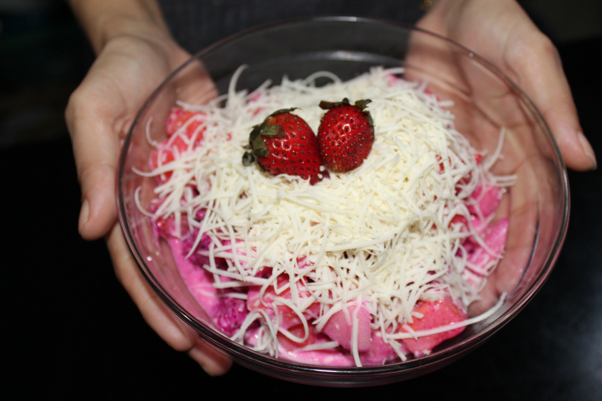 Cara Membuat Salad Buah Enak dan Sehat