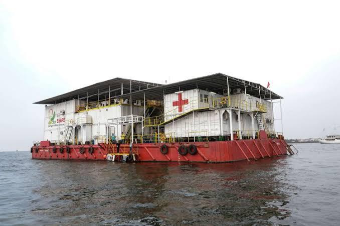 Rumah Sakit Apung Nusa Waluya Tak Layani Pasien Covid-19
