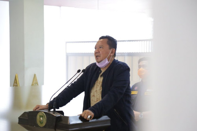 Disnakertrans Riau Terima 18 Pengaduan THR