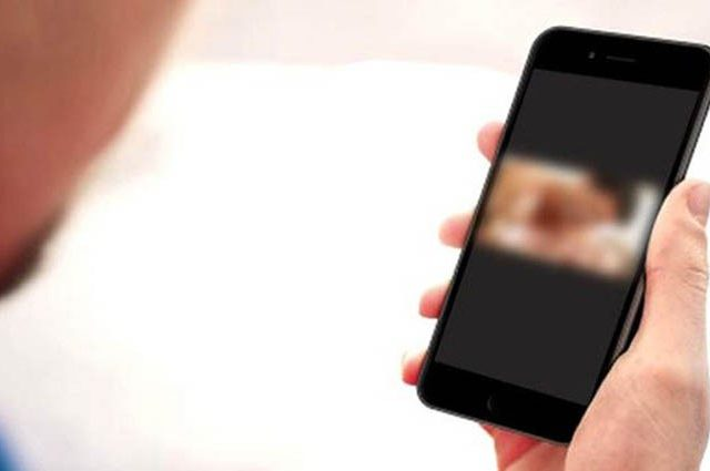 Simpan Video Porno Anak di Ponsel, Pria ini Ditangkap