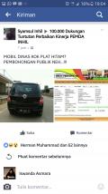 Netizen Heboh Gara-gara Postingan Mobil Ini