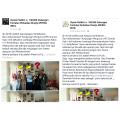 Foto Presiden dan Wapres di Lapas Kelas II A Tembilahan Viral di Medsos