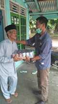 Menjelang Idul Fitri, DPD Nasdem Kuansing Berikan Bantuan Kepada Masyarakat Kurang Mampu