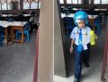 Tupperware Sang Anak Tertinggal di Sekolah, Pria ini Balik Lagi Karena Takut Dimarahi Istri