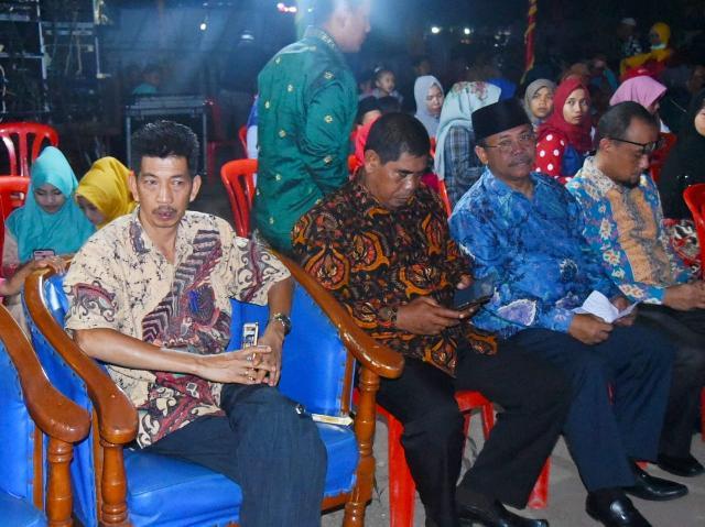 RRI Bengkalis Umumkan Pemenang Lomba Peragaan Busana Melayu Harian